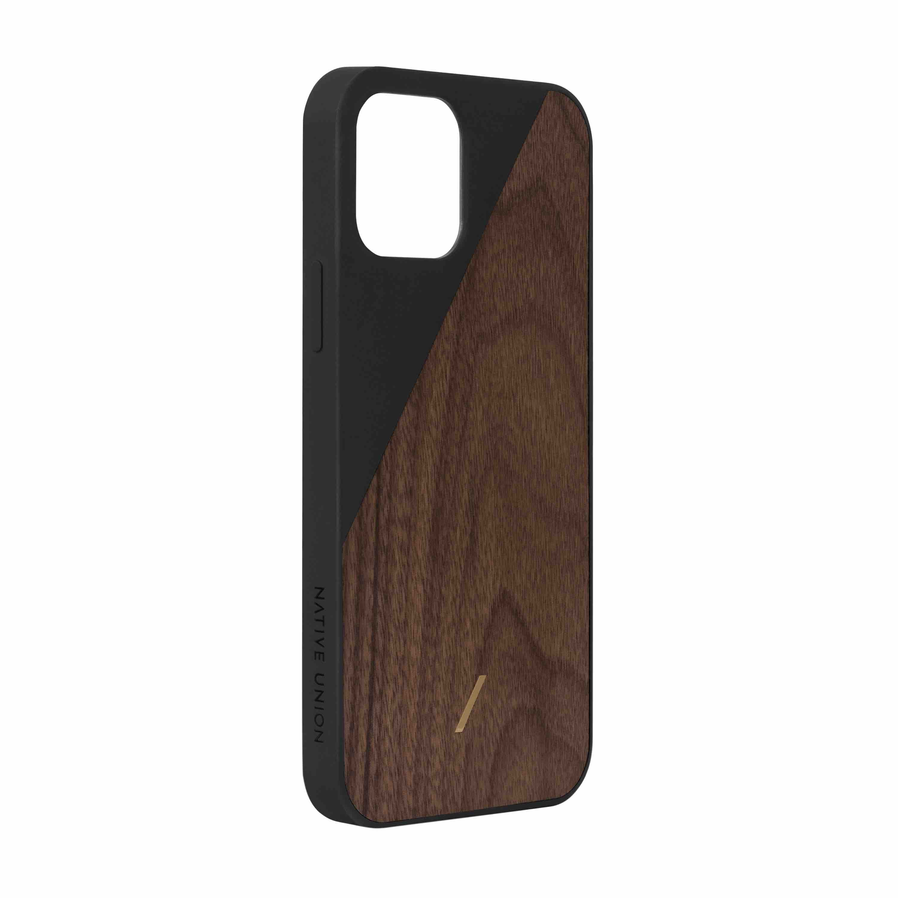 Native Union iPhone 12 / iPhone 12 Pro Clic Wooden Case