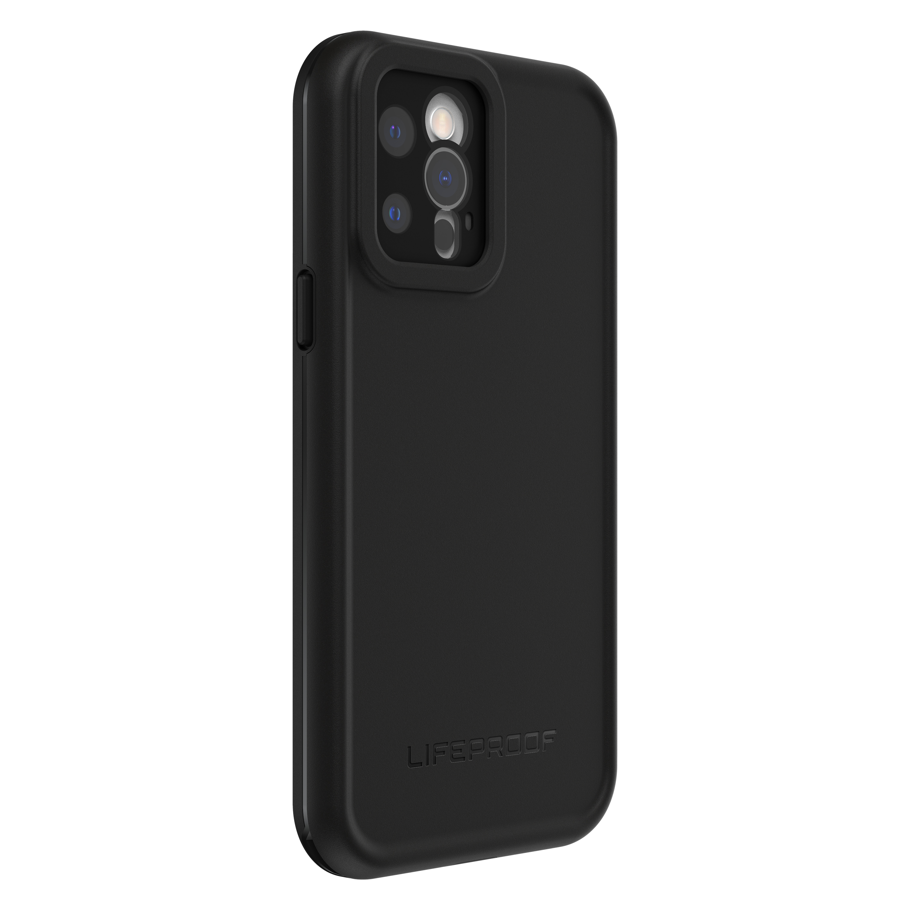 LifeProof iPhone 12 / iPhone 12 Pro Fre Case - Black
