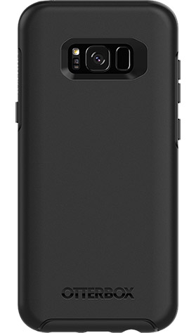 OtterBox Symmetry Series for Samsung Galaxy S8 Plus - BLACK - EMEA