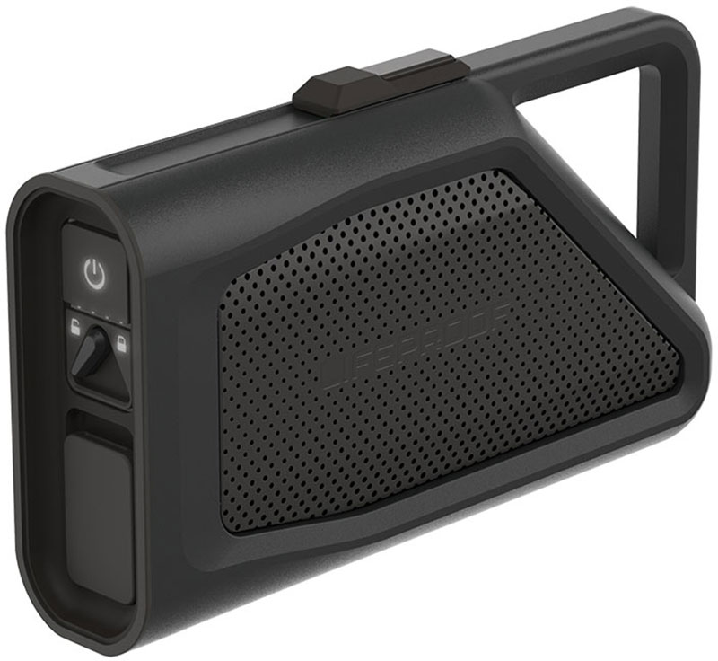 AQUAPHONICS AQ9 SPEAKER - LIGHT BLACK
