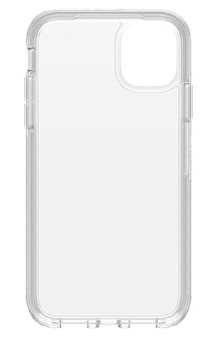 OtterBox Symmetry Clear for iPhone 11 - clear