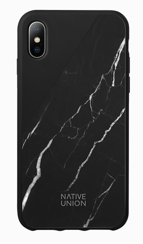 Native Union iPhone XS Clic Marble-Case