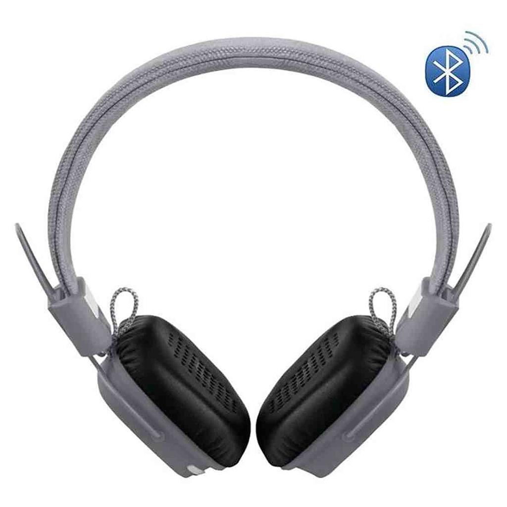 Outdoor Tech Privates Wireless Bluetooth Headphones with Touch Control - Grey