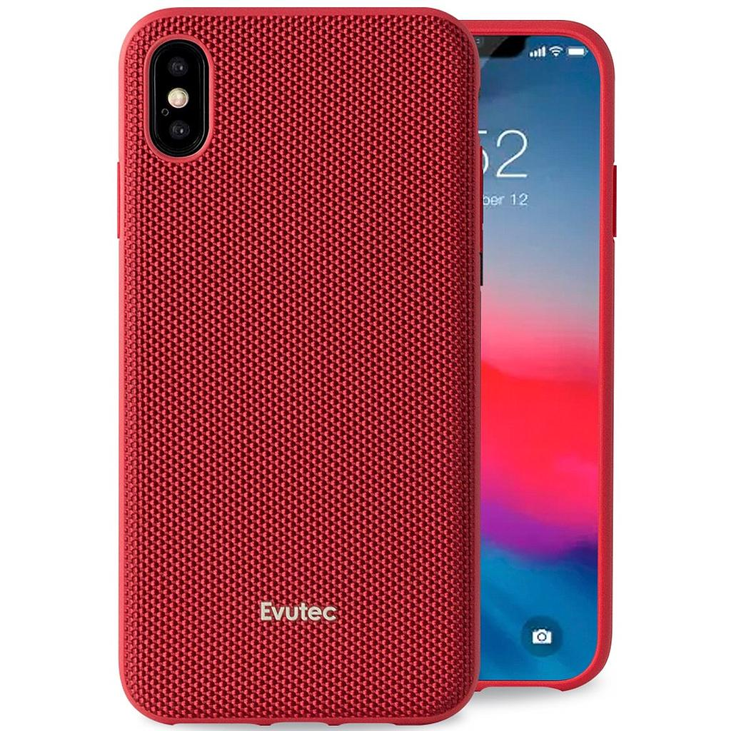 Evutec iPhone XS Max Ballistic Nylon Case w/Vent Mount