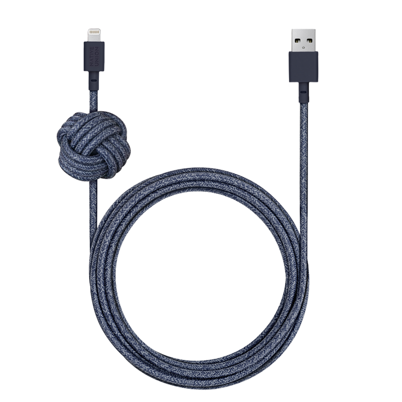 Native Union Night Cable - USB A to Lightning - 3M