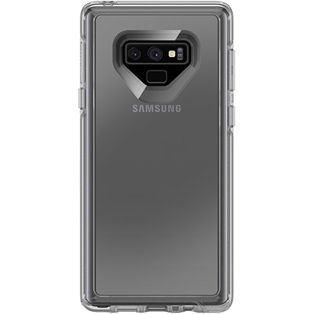 OtterBox Samsung Note 9 Symmetry Clear