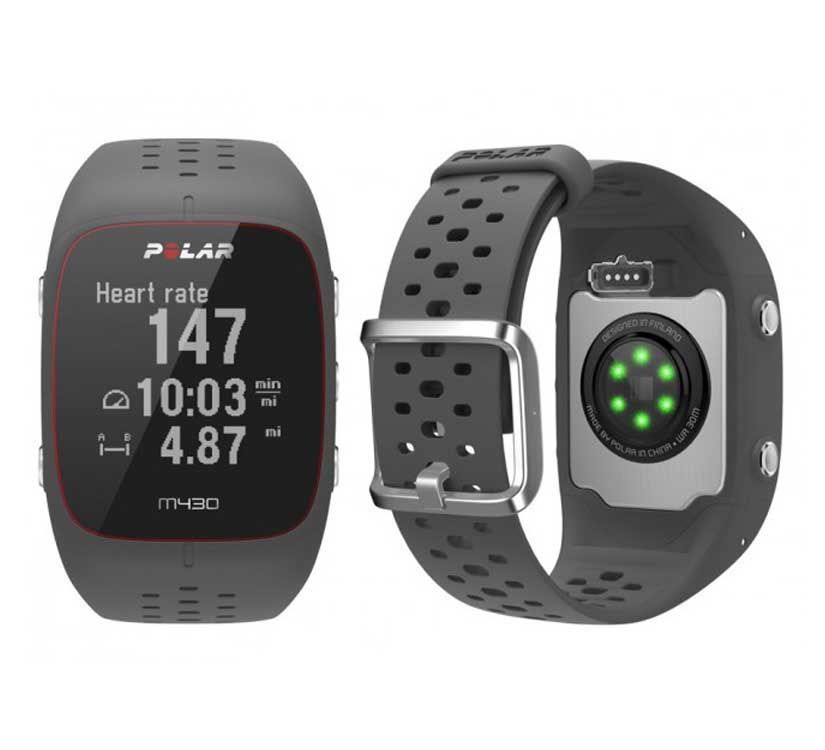 Polar M430 is a GPS Running Watch With Heart rate
