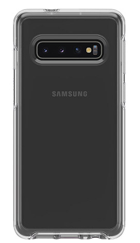 "OtterBox Samsung S10 6.1"" Symmetry Clear"