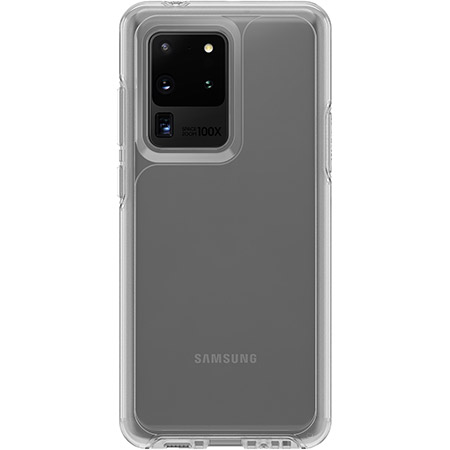 OtterBox Symmetry Clear for Samsung Galaxy S20 Ultra 5G